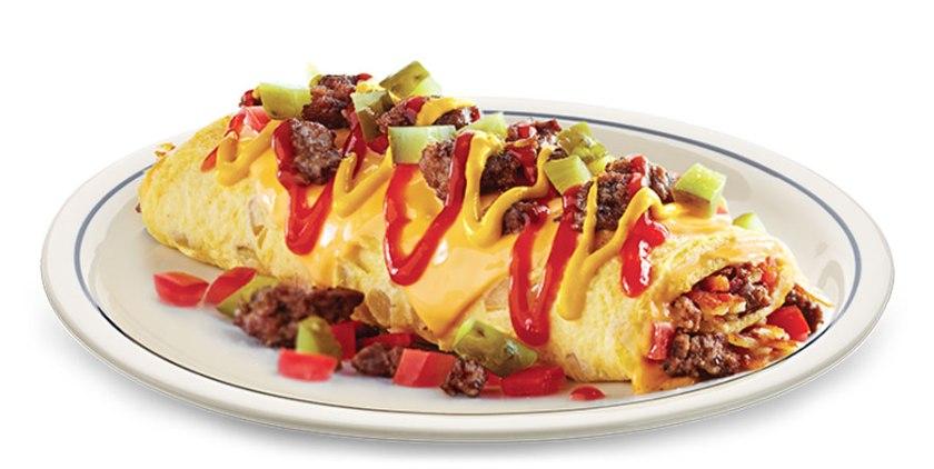 IHOP-Cheeseburger-Omelette